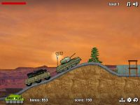 Panzer Lieferung